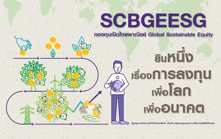 SCB Global Sustainable Equity Fund (Accumulation)