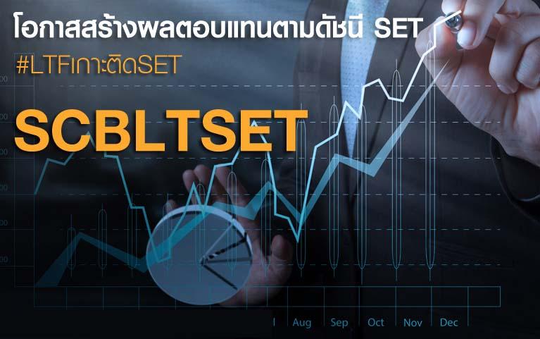 กองทุนเปิดไทยพาณิชย์หุ้นระยะยาว เซ็ท อินเด็กซ์<br>(ชนิดจ่ายเงินปันผล)