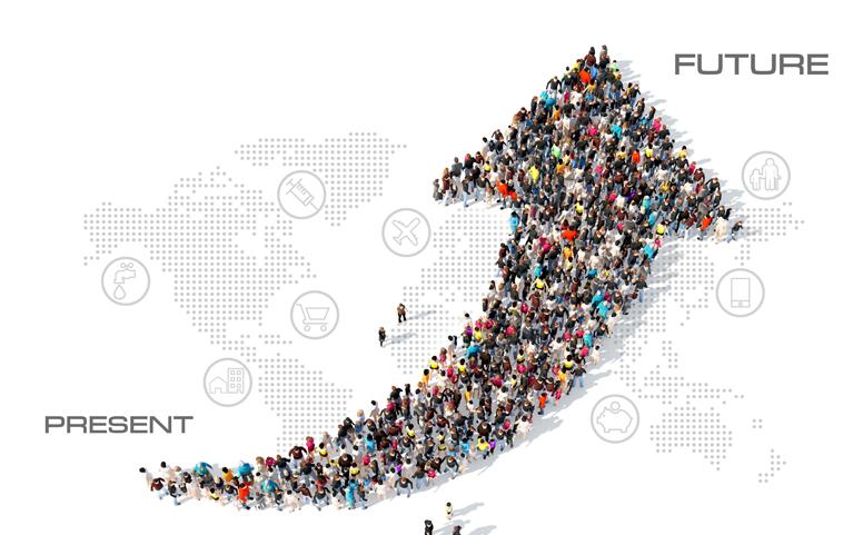 กองทุนเปิดไทยพาณิชย์<br>Global Population Trend  (ชนิดผู้ลงทุนกลุ่ม/บุคคล)