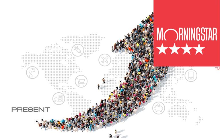กองทุนเปิดไทยพาณิชย์<br>Global Population Trend เพื่อการเลี้ยงชีพ